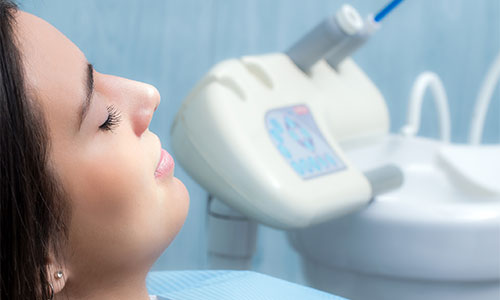 IV Sedation detnist and oral sedation