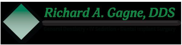Richard Gagne, DDS Logo