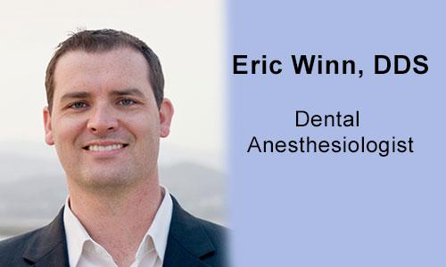 Eric Winn, DDS