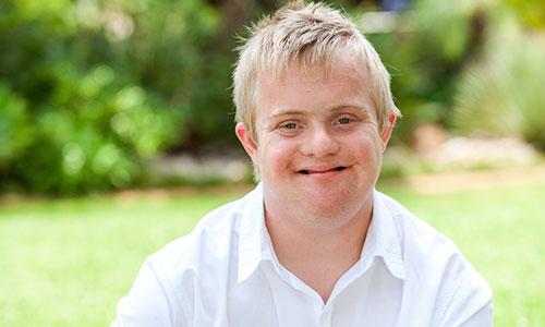 developmentally disabled child